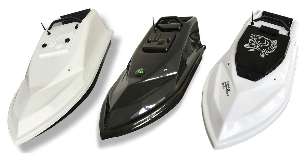Кораблики Фантом микс фото