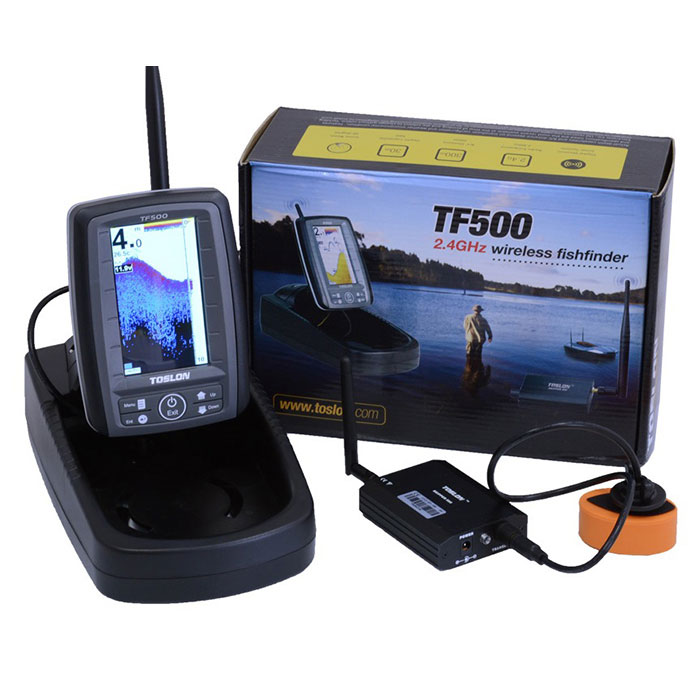 toslon 500 для кораблика Дельфин-5 с GPS