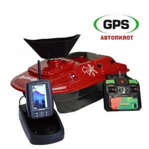 Кораблик Дельфин-5 TF500 + GPS