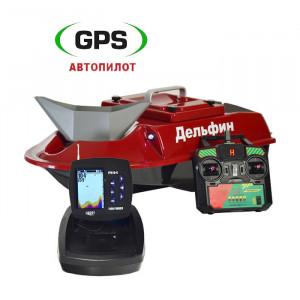 Кораблик Дельфин-8 FF918 + GPS