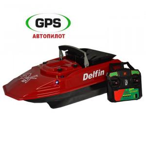 Карповый кораблик Дельфин-10 с GPS
