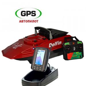 Кораблик Дельфин-10 TF500 GPS