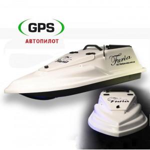 Кораблик Фурия Шторм с GPS (8+1)