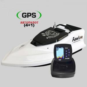Кораблик Фантом Модерн GPS 4+1 + Lucky 918