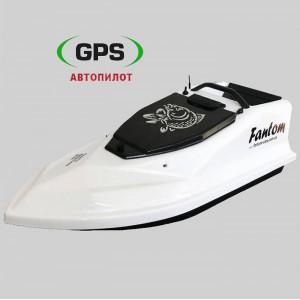 Карповый кораблик Фантом Модерн GPS 8+1