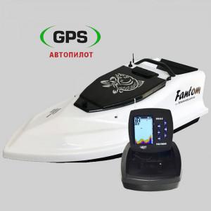 Кораблик Фантом Модерн с GPS (8+1) Lucky 918