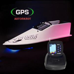 Кораблик Фортуна 15000 Lucky FF918 GPS Maxi