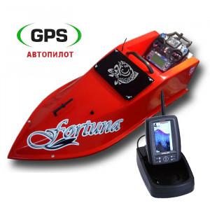 Кораблик Фортуна 27000 TF500 + GPS Maxi