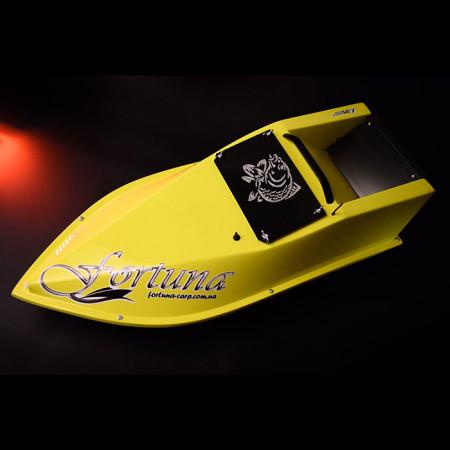 Карповый кораблик для завоза прикормки Фортуна 15000 mAh