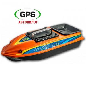 Кораблик для прикормки ATOM Premium Full GPS