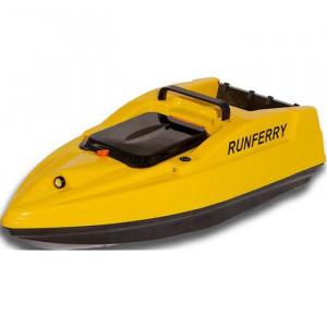 Кораблик для прикормки Runferry SOLO V2 Yellow