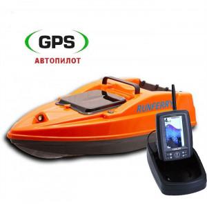 Кораблик для рыбалки Solo V2 TF500 + GPS