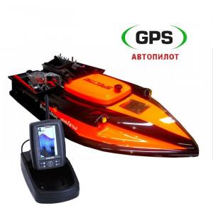 Карповый кораблик Spectre PRO TF500 + GPS