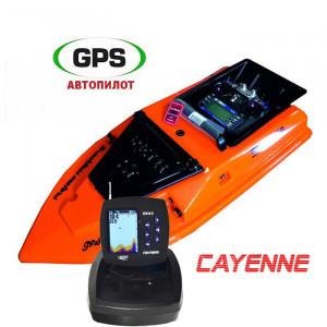 Kораблик Spectre RT с эхолотом FF918 и GPS