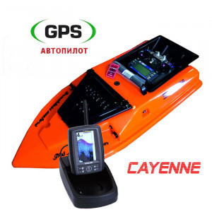 Кораблик Spectre RT TF500 GPS автопилот