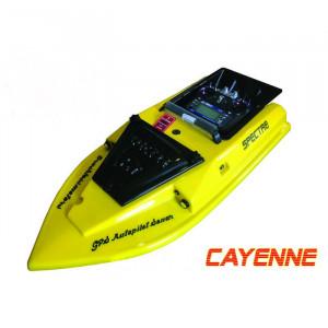 Кораблик для рыбалки Spectre RT Yellow