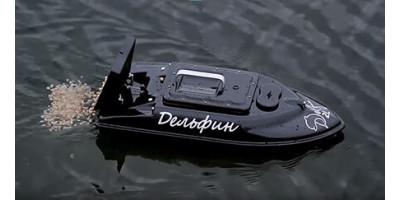 Как пользоваться автопилотом кораблика Дельфин с GPS. Инструкция.